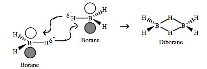 Clickable Lewis Acid/Base Matrix B2h6 Lewis Structure