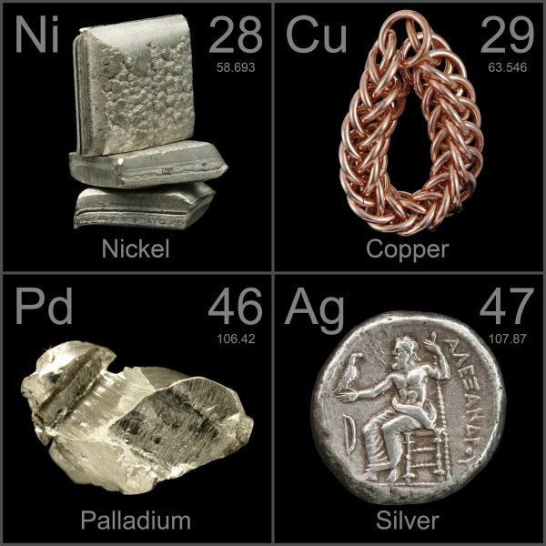Metalloid elements in the human body