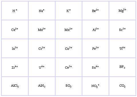 Lewis Structure For Becl2 Pearson s hard lewis acidsLewis Dot Structure For Becl2