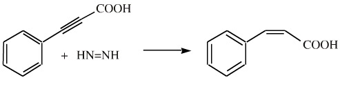 Stereochemistry: Addition of Bromine to Trans-Cinnamic Acid